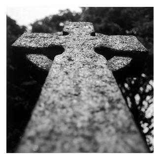 celtic cross photographs