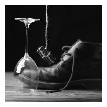 Fine art black and white still life photography for sale